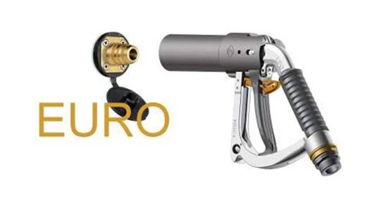 Euronozzle / euroconnector